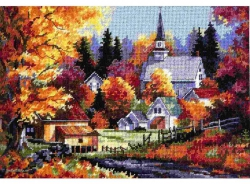 Brilliance in Fall 12151 / Прекрасная осень