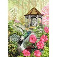 Garden Hummingbird 45480 / Колибри в саду