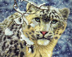 The Snow Leopard 35244  / Снежный барс