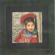 Peruvian Girl PN-0148513 / Перуанка
